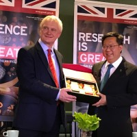 Taiwan's agritech company to invest NT$758 million in UK