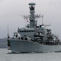 Britain sends warships to Asia to monitor North Korean trade