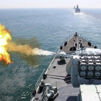 China announces live-fire military drills in Taiwan Strait