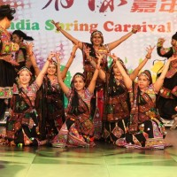 Indian Spring Carnival comes to Taipei Main Station Saturday