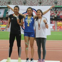 Taiwanese athlete Wu Chia-ju breaks Pole Vault National Record in Singapore Open