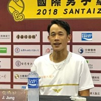 Mission is possible! Taiwanese tennis player Jason Jung beats top seed in Santaizi ATP Challenger