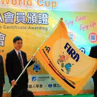 Robot soccer world cup to take place in central Taiwan in August