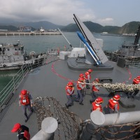 Taiwan to apply for U.S. Navy visits
