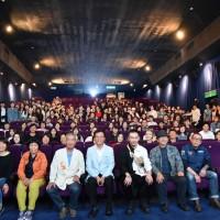「故宮×JUST IN XX周裕穎紐約時裝週創作紀實」 信義威秀公開首映
