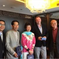 協助亞洲企業國際化 國際商會ICC營運長訪台