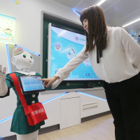 Chunghwa Post reveals Taiwan's first 'Digital Post Office' with 'smart' assistant