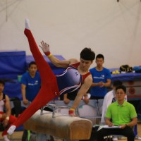 《全大運》國立體大、臺灣師大男女包辦 競技體操個人全能競賽金牌