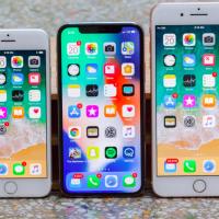 iPhone新3款傳同步推出 臉部辨識當家