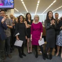 《紐約時報》、《紐約客》皆獲得普立茲公共服務獎