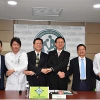 泰國台商與媒體團訪彰基 推展新南向「遠距照護」