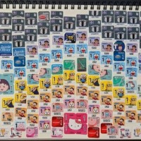 Photo of the Day: Rainbow of Taiwanese store stickers