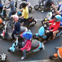 Taipei City offers free parking for electric scooters for the next two years