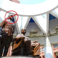 Taiwanese students vote to evict statue of late dictator Chiang Kai-shek