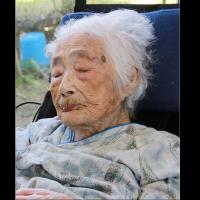 世界最長壽人瑞 117歲日本奶奶辭世