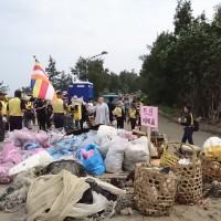 台灣宗教團體聚千人 共同響應「世界地球日」