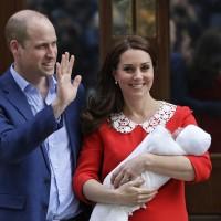 英國王室第5順位繼承人小王子誕生!