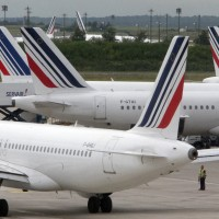 Strike forces cancelation of Air France Paris-Taipei flights