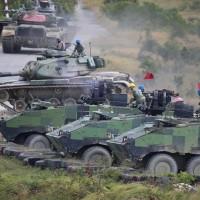 「漢光演習」實兵實彈6.4舉行 模擬近期台海軍情實況