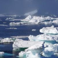 新研究:塑膠微粒蔓延 北極海冰淪陷
