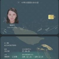 Anti-independence hackersforce closure of Taiwan ID card design website