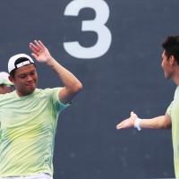 《全大運》文化大學力克臺師大 拿下網球男團冠軍