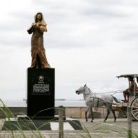 顧忌日本?! 菲政府拆除馬尼拉慰安婦雕像