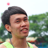 Taiwanese athlete Chen Kuei-ru breaks national record for 110mH !