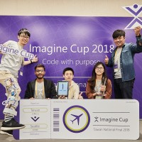 Taiwan team qualifies for Microsoft's Imagine Cup finals