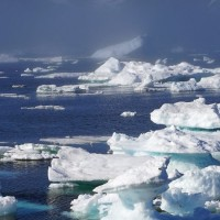 英美組科學團隊 前進北極Thwaites冰川研究