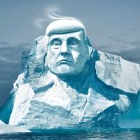 不信暖化嚴重性? 環保團體擬在北極打造巨型川普頭像冰雕