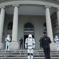 【WOW!】「尤達大師不在」 總統府神秘嘉賓迎接星戰迷