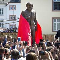 中國捐贈馬克思雕像 在德國家鄉引爭議