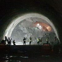 Linking up Taiwan's east coast tunnels on Suhua Highway Project