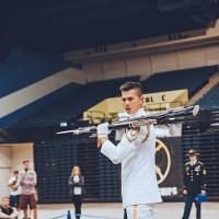 【最新】海軍儀隊蘇祈麟 在世界錦標賽榮獲第四名與特別獎