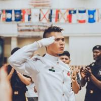 Taiwan Navy honor guard wins special awardat World Drill Championships