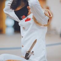 【海軍儀隊出國比賽】阿美族女婿蘇祈麟 等10年終於如願