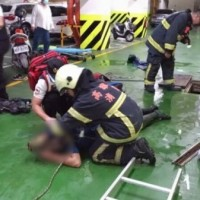 3 workers killed in underground sewage tank accident in Kaohsiung