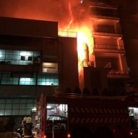 Thai worker deaths in Taoyuan fire classed as occupation-related