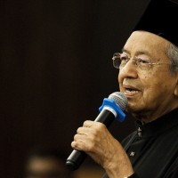 Mahathir sworn in as Malaysia's 7th Prime Minister