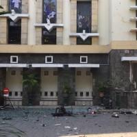 【印尼恐攻最新消息】印尼泗水警察總部遭襲