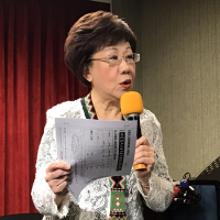 Former Taiwan VP Annette Lu causes a stir with comments on Taipei Universiade