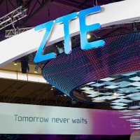 Trump says US will help penalized Chinese company, ZTE Corp.