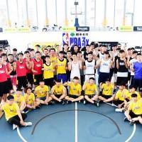 2018國泰NBA 3x 台北預賽火熱開打