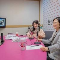 蔡英文:兩岸關係維持現狀 國內改革才能成功