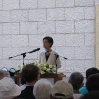 人權館綠島揭牌 鄭麗君:讓監獄之島變人權之島