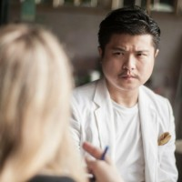 Interview with Taiwanese director David Lim about his film 'Fight'