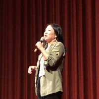Margaret Cho's first visit to Taiwan was a journey of laughter