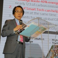 專訪台北市副市長林欽榮 致力打造台北成為智慧與宜居城市