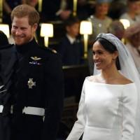 【圖輯】英國哈利王子與梅根大婚 婚禮花費推估約13億台幣